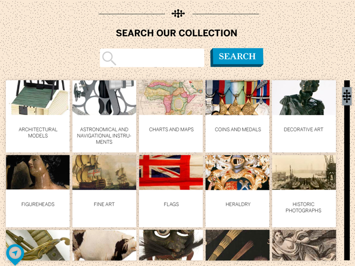 Online Collection Image search